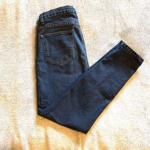Forever 21 high waist jeans